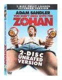 You Don't Mess With the Zohan (Unrated Two-Disc Edition)
