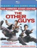 The Other Guys (Two-Disc Unrated Other Edition Blu-ray/DVD Combo)