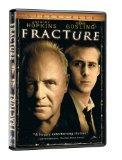 Fracture DVD (2007)- Anthony Hopkins, Ryan Gosling