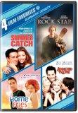 Romantic Comedy Four Film Favorites (Summer Catch / Rock Star / Home Fries / Addicted to Love)