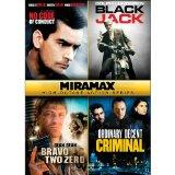 Miramax High-Octane Action Series: No Code of Conduct / Blackjack / Bravo Two Zero / Ordinar...