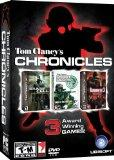 Tom Clancy's Chronicles (Splinter Cell, Ghost Recon, Rainbow Six 3) [Old Version]