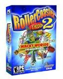 RollerCoaster Tycoon 2: Wacky Worlds Expansion Pack
