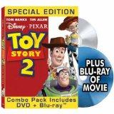 Toy Story 2 (Two-Disc Special Edition Blu-ray/DVD Combo w/ DVD Packaging)