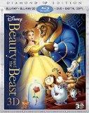 Beauty and the Beast (Five Disc Combo: Blu-ray 3D / Blu-ray / DVD / Digital Copy)