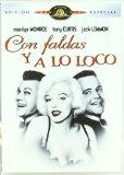 Con Faldas Y A Lo Loco (1959) Some Like It Hot (Non Us Format) (Region 2) (Import)