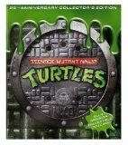 Teenage Mutant Ninja Turtles Movie Collection (25th Anniversary Collector's Edition) (Teenag...