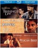 John Q / Pelican Brief / Training Day [Blu-ray]